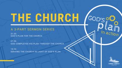 Christ Church Sandton The Church series