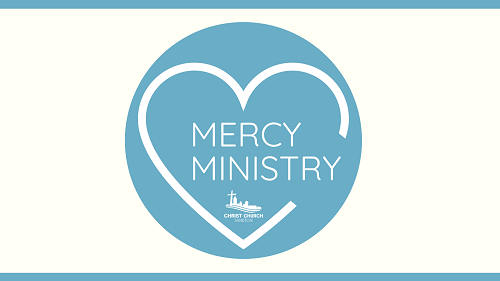 One area of Missions is the Mercy Ministry outreach