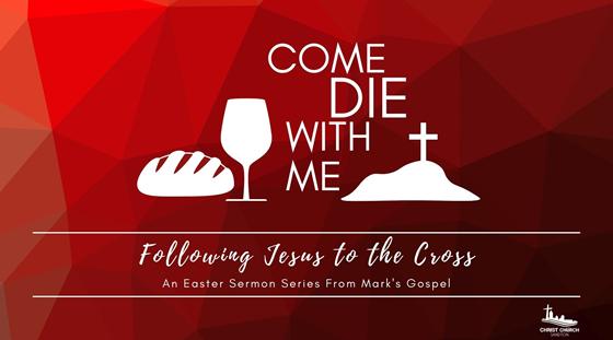 Easter sermon series Christ Church Sandton