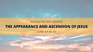Christ Church Sandton Ascension Service